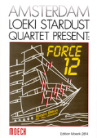 Garcia, Russell - Force 12 - Blockflöten-Big-Band