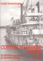 Schwertberger, Gerald - Cotton Blossom Suite - SATB