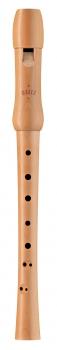 soprano recorder Moeck 1212 Schulflöte, pearwood