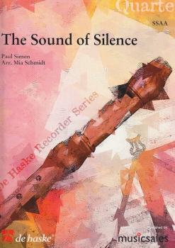 Sounds of Silence; Simon&Garfunkel für Blockflötenquartett