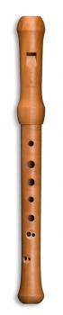 soprano recorder Mollenhauer 19142, Waldorf-Edition, diatonic