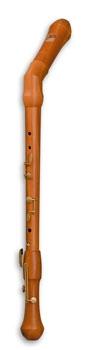 Bassblockflöte Mollenhauer 19542, Waldorf-Edition, barocke Griffweise