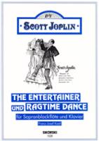 Joplin, Scott - Entertainer - Soprano Recorder and Piano