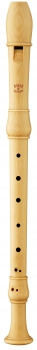 Sopranblockflöte Moeck 2200 Flauto Rondo, Ahorn, barocke Griffweise