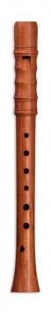 Sopraninoblockflöte Mollenhauer 4008 Kynseker, Pflaume