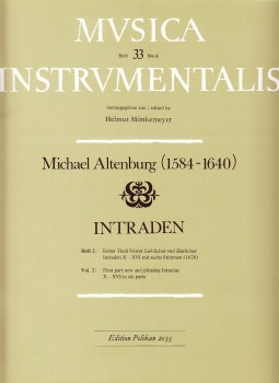 Altenburg, Michael - Intraden II - SSATTB