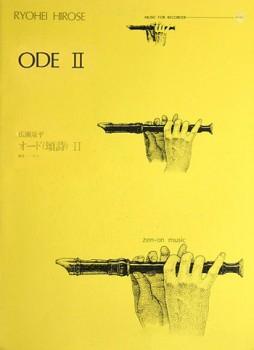 Hirose, Ryohei - Ode II  - AA