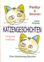 Ricanek, Karel - Katzengeschichten - AAAA