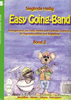 Heilig, Sieglinde - Easy going - Band-2 - Ergänzungsheft