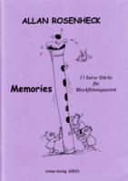 Rosenheck, Allan - Memories - SATB