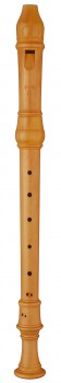 treble recorder Moeck 5333 Denner, 442 Hz, boxwood