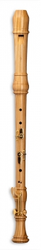 tenor recorder Mollenhauer 5431C Denner Comfort tenor, cherry wood<br><b>NEW !</b>