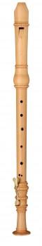 Tenorblockflöte Moeck 5453 Hotteterre, 442 Hz, Buchsbaum
