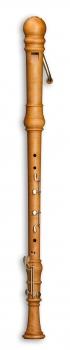 bass recorder Mollenhauer 5506 Denner, pearwood