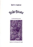 Hagvall, Björn - Blås-Blues - SATB