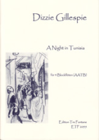 Gillespie, Dizzie - A Night in Tunisia - AATB
