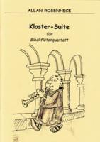 Rosenheck, Allan - Kloster-Suite - SATB