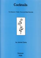Carey, James - Cocktails -   SATB