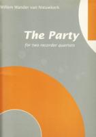 Nieuwkerk, Willem Wander van - The Party - SATB + SATB