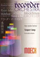 Teschner, Hans-Joachim - Seaport Jumps - Blockflötenorchester