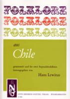 Folklore aus Chile - 2 Sopranblockflöten