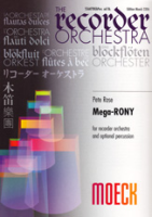 Rose, Pete - Mega-RONY - Blockflötenorchester
