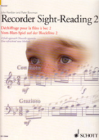 Kember, John / Bowman, Peter - Recorder Sight-Reading 2 -