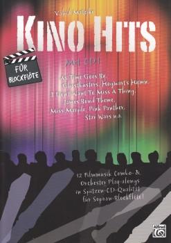Matejko, Vahid - Kino Hits - Soprano Recorder + CD
