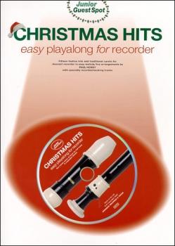 Christmas Hits - Sopranblockflöte + CD