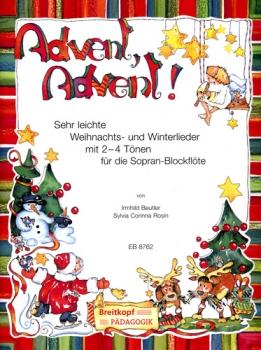 Advent, Advent! - Soprano Recorder