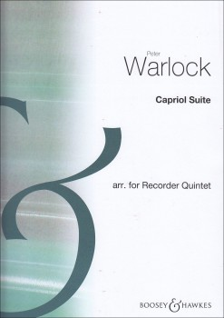Warlock, Peter - Capriol Suite - SAATB