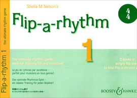 Nelson, Sheila - Flip a Rhythm - Das optimale Rhythmus-Spiel
