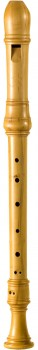 treble recorder Stephan Blezinger Steenbergen, 442 Hz, europ. boxwood