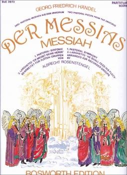 Händel, Georg Friedrich - The Messiah - Recorder Quartet SATB