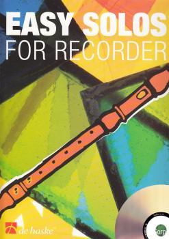Gorp, Fons van - Easy Solos - Sopranblockflöte + CD
