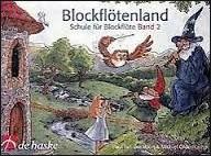 Voort, P. van der - Blockflötenland -  Band 2