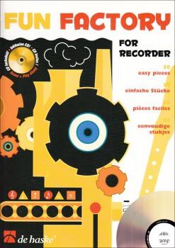 Fun Factory - Sopranblockflöte + CD