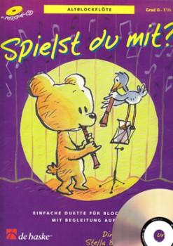 Goedhardt, Dini - Spielst Du mit? - Altblockflöte + CD