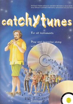 Schwertberger, Gerald - Catchy Tunes - Sopranblockflöte + CD