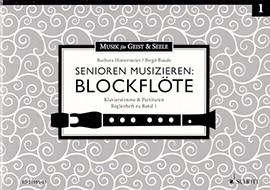 Hintermeier/Baude - Senioren Musizieren: Blockflöte - Begleitheft