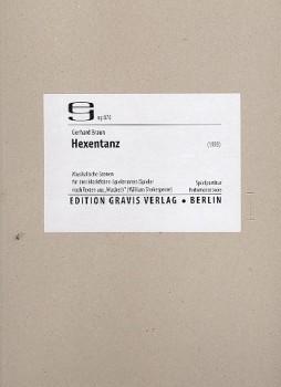 Braun, Gerhard - Hexentanz  - TTT und  SnSnSn