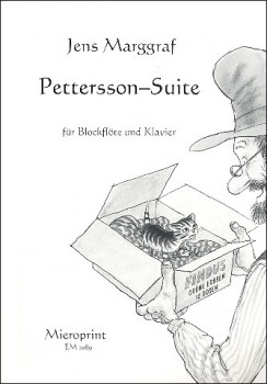 Marggraf, Jens - Pettersson-Suite - Sopranblockflöte und Klavier