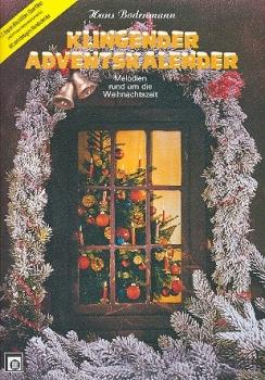 Klingender Adventskalender - 2 Sopranblockflöten