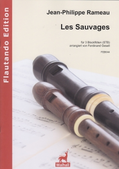 Rameau, Jean-Philippe - Les Sauvages - STB
