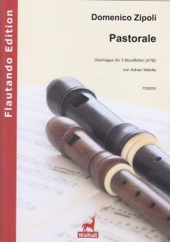 Zipoli, Domenico - Pastorale - ATB
