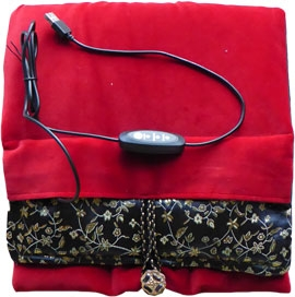 Bag For Treble-Recorder, heated<br><br><b>NEW !</b>