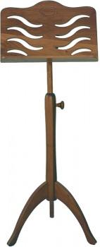 Holznotenständer<br>Modell  Verdi, Nussbaum