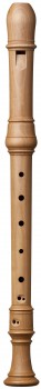 treble recorder Kueng 2401 Superio, pearwood