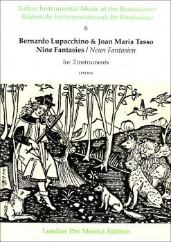 Lupacchino / Tassio - Neun Fantasien für zwei Instrumente - AT