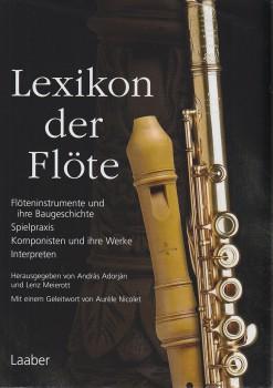 A. Adorján / L. Meierott - Lexikon der Flöte